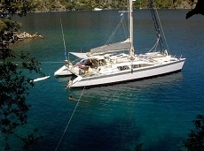 Catamaran Crewed