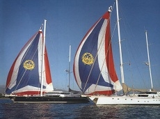 Sailing Yachts Crewed