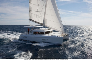 Lagoon 420 - air condition